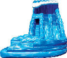 18' Monster Wave Dual Lane Water Slide Rental