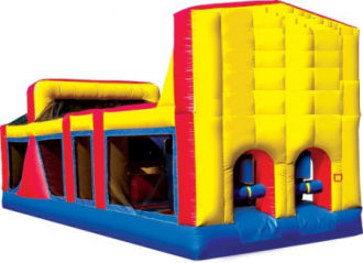 30' Modular Obstacle Course Rental