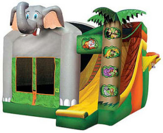 4 in 1 Jungle Adventure Combo Rental