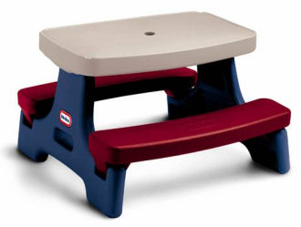 Small Children's Picnic Table Rental