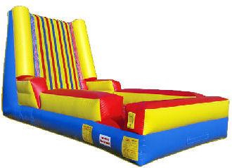 Velcro Wall w/ 5 Suits Rental