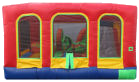 4 in 1 Toddler Moon Bounce & Bounce House Slide Combo Rental
