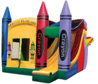 4 in 1 Crayon Combo Rental