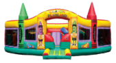 Crayon Playland Toddler Combo Rental
