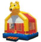 Honey Bear Moonbunce Rental