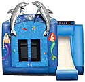 4 in 1 Under The Sea Combo Rental